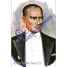 100x150 Atatürk Portresi 13