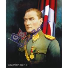 100x150 Atatürk Portresi 15