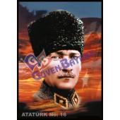 300x450 Atatürk Portresi 16