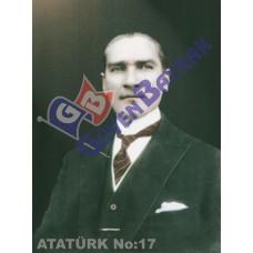 100x150 Atatürk Posteri