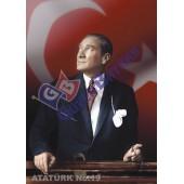 300x450 Atatürk Portresi 19